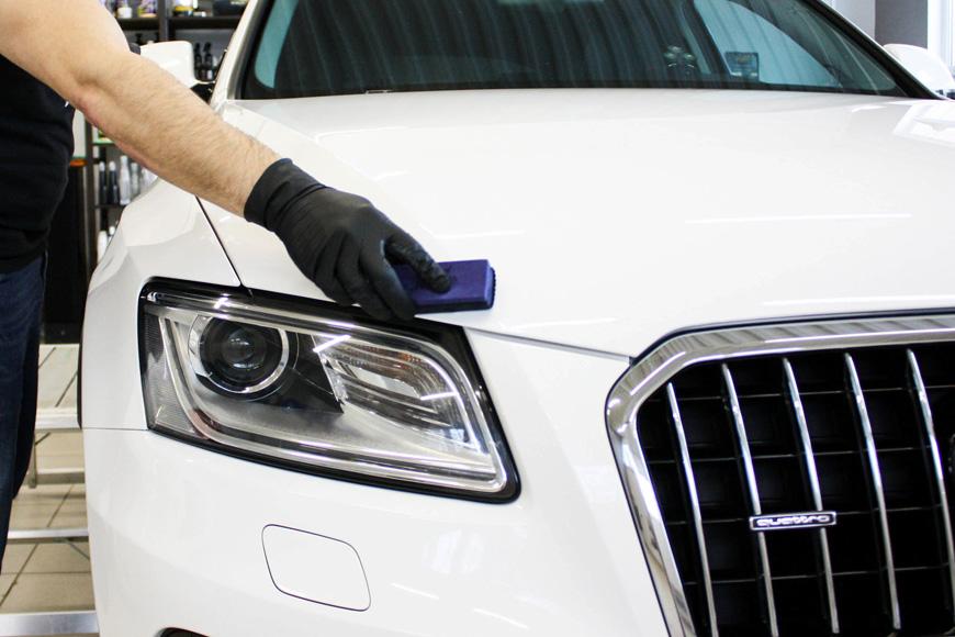 Защитное керамическое покрытие автомобиля – выгодно и надежно!